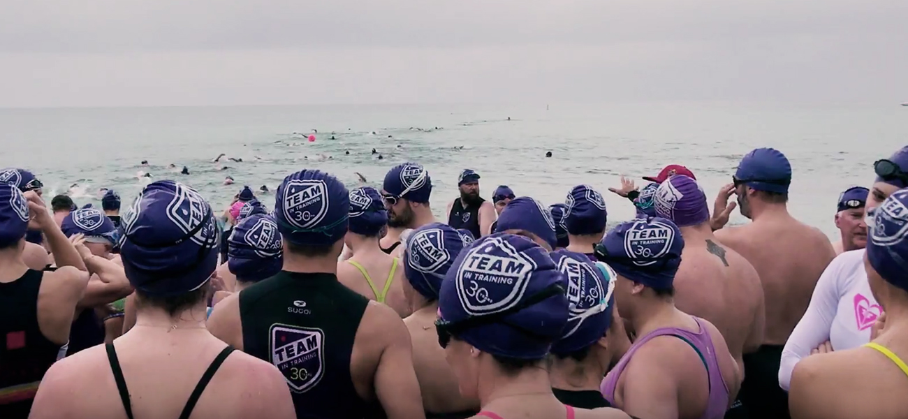 triathlon sport programs team in training leukemia lymphoma