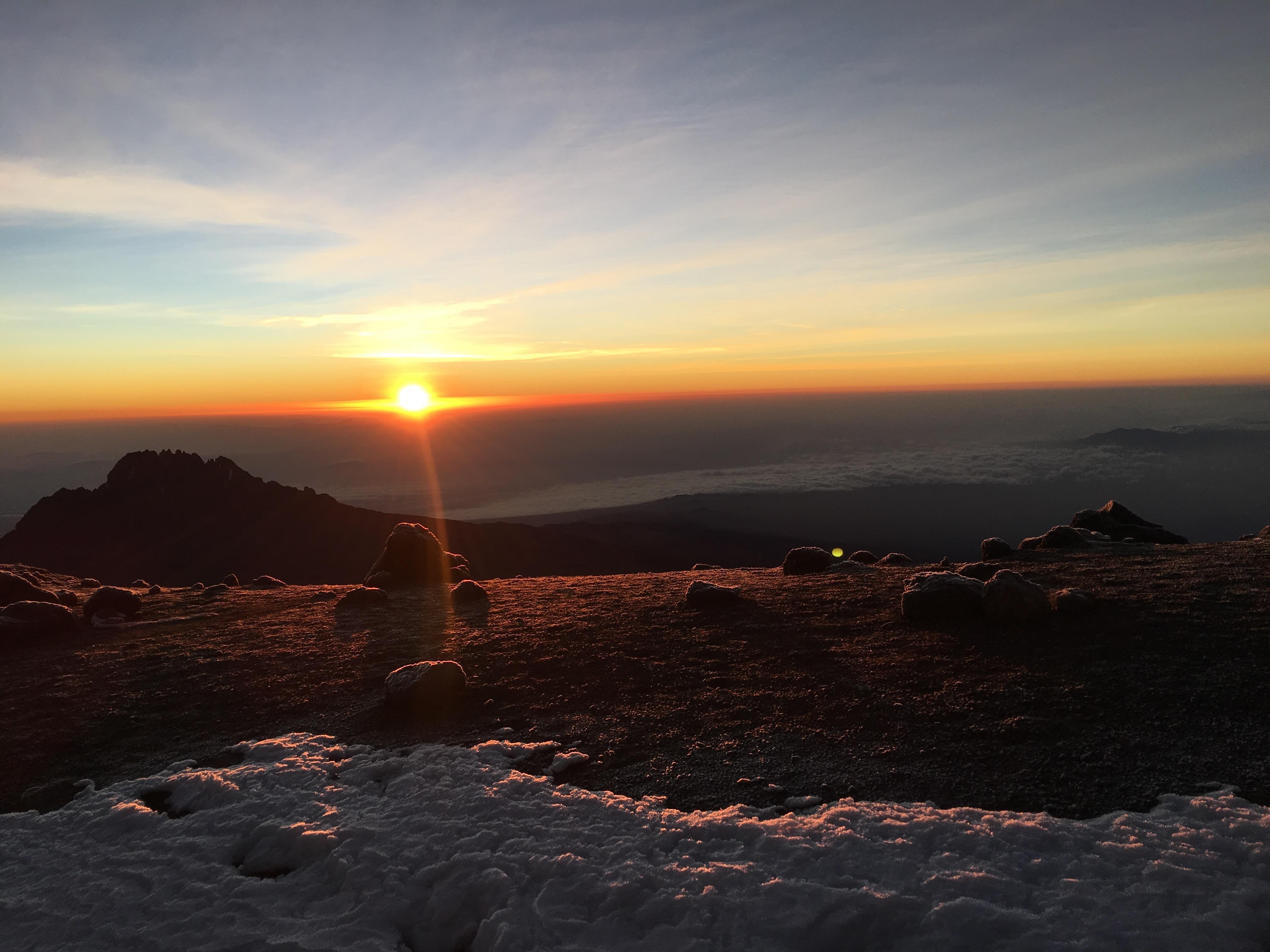 Climb 2 Cure Kilimanjaro