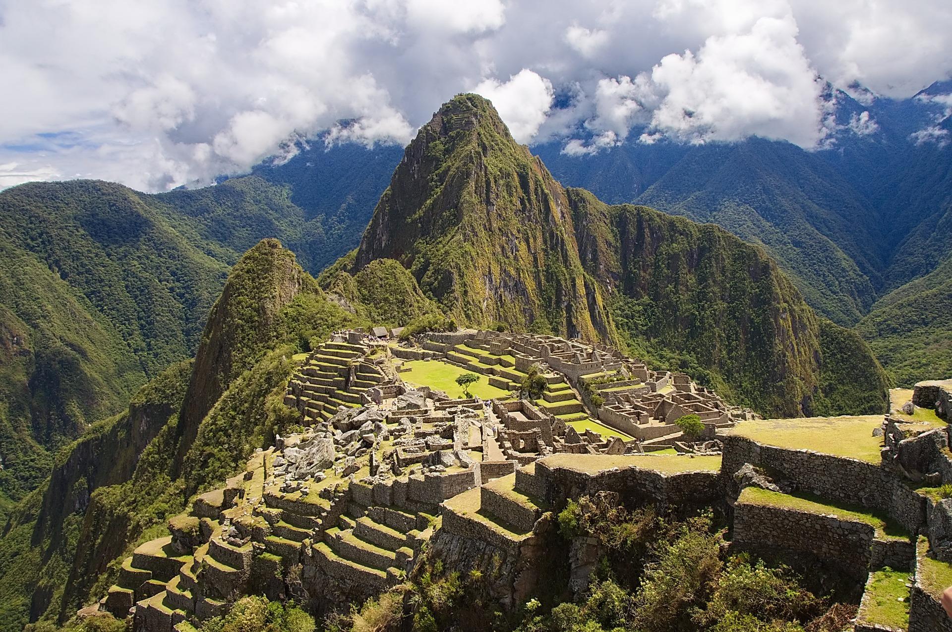 Climb 2 Cure: Machu Picchu