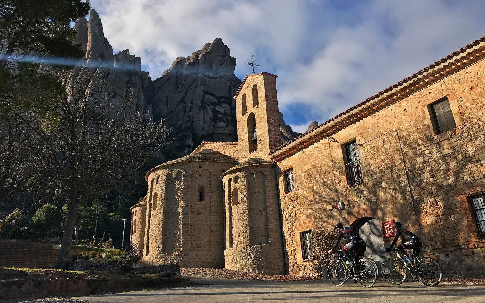 Cycling Tours: Barcelona to Girona