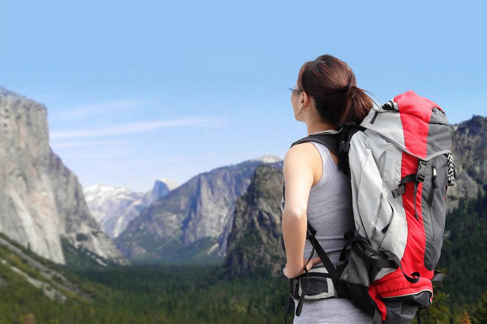 Hike Yosemite
